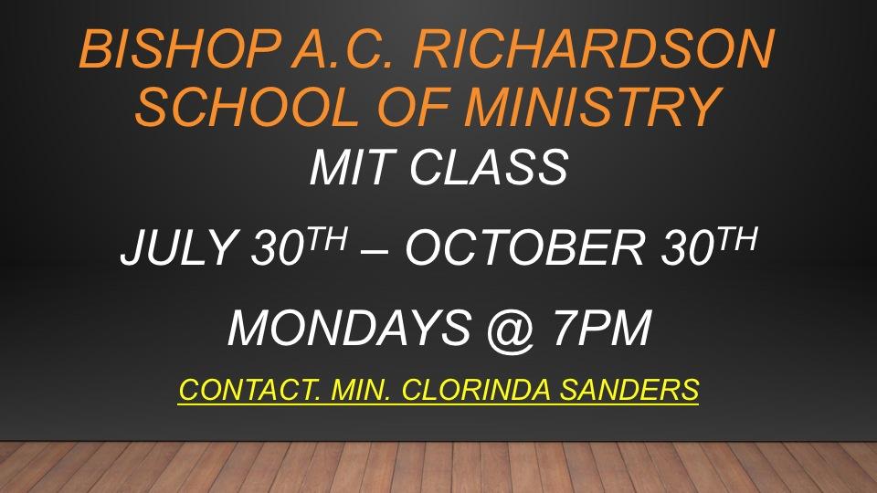 School-of-Ministry